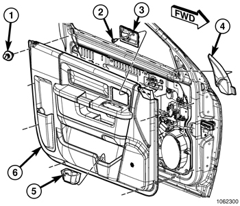 1062300 how to remove inner door skin? gen 4 dodge ram forum ram Dodge Ram 2500 Fuse Box Diagram at virtualis.co