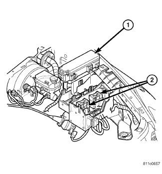torque converter not disengaging