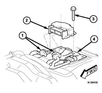 8htl2 Chrysler Aspen Limited Replace Front Evaporator