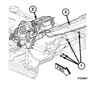Dodge Dakota Camshaft Position Sensor Location further Chrysler 300m Heater Control Valve Location in addition 2001 Cadillac Deville 4 6 Engine Diagram Html further 15878 2002 Dodge Ram 1500 Dash Lights besides 2006 Dodge Charger Sxt Body Parts. on 2008 dodge caliber heater core