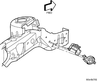Location Of 2000 Buick Lesabre Air Bag Sensor on toyota land cruiser interior