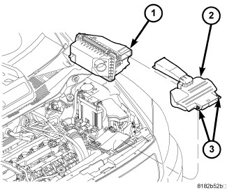 Dodge Avenger Alternator Location on caravan relay wiring diagram