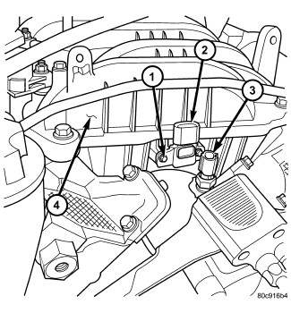 Showthread on 2003 jeep grand cherokee thermostat location