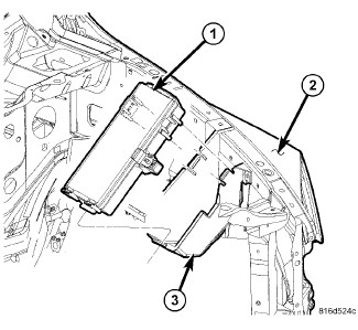 61r9z Dodge Ram 1500 4x4 Fuse Location Horn on 2008 dodge ram wiring diagram