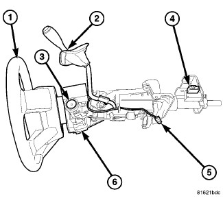 heater flap in dash problem dodge ram forum ram forums owners 10 Dodge Ram 7 remove the steering column