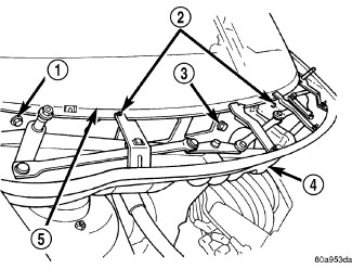 317099 2007 Grand Caravan Wobbly Front Wiper Arm