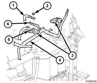 2002 Chrysler Sebring Thermostat Location
