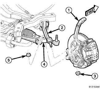 1999 Chrysler 300m Front Suspension Diagram. 1999. Find Image ...