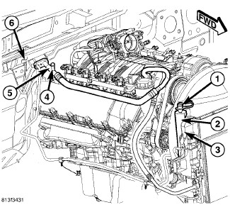 Pt Cruiser Expansion Valve Location on honda fuel pressure diagram