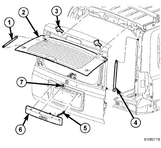 clearance for electrical panel with 1v2vy Disassemble Replace Liftgate Handle 2006 Jeep  Mander on Ge Electrical Panel Replacement Parts additionally Body Panels likewise 485682 besides Solar Power enphase micro inverters enphase accessories enphase watertight cap info 1 further 22.