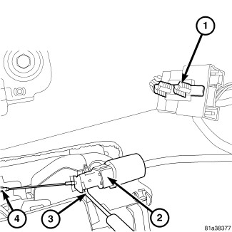 1i59h Hey 2007 Chrysler Sebring Parked Work on wiring harness for trailer diagram