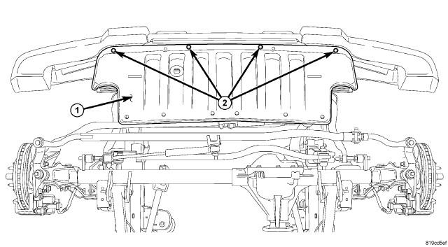 jeep patriot undercarriage diagram