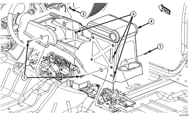 remove center console 2007 jeep wrangler