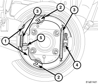 Diagram Of A 1990 Chevy Truck Fuse Box likewise Gm Rear Seal 25868570 in addition 2 together with Noisy Brakes Create  plaints in addition Chevy 4x4 Front Axle Diagram. on gmc sierra rear brakes