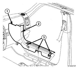 Service manual 2008 dodge nitro rear hatch trim panel - 2008 dodge charger interior trim ...