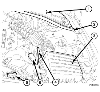 111506 Noob Questions About Fuel Lines besides 1ck2f Low Pressure Port 06 5 9l Diesel further Dodge Intake Manifold Cutaway Diagram besides Dodge Magnum Sensors Locations likewise 6 4l Powerstroke Engine Diagram. on 2013 ram 6 7 fuel filter