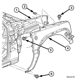 Jeep Liberty Undercarriage Diagram