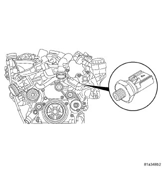 Dodge Ram Oil Pressure Sending Unit Location on volvo wiring diagram
