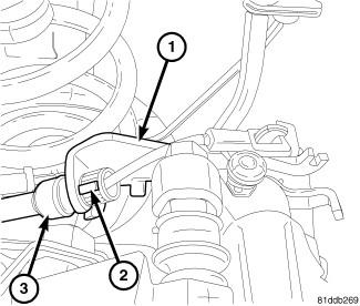 Sensational Parkign Brake Cable Removal Dodgeforum Com Wiring Digital Resources Bemuashebarightsorg