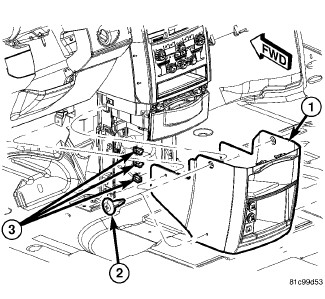 2n2xc 10 Caravan Center Console 08 Thru Right Hand Drive Kit on 2012 dodge durango wiring diagram