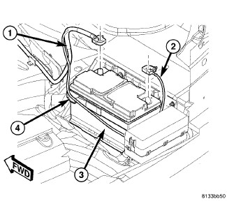 2006 Rear Battery Removal - Dodge Charger Forum - Forums and
