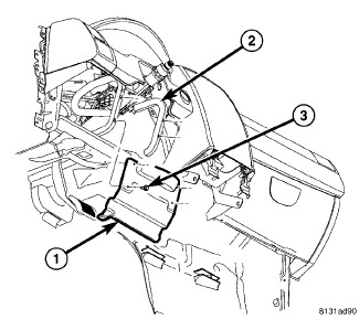 Chrysler 200 Airbag Module Location on 2012 dodge durango wiring diagram