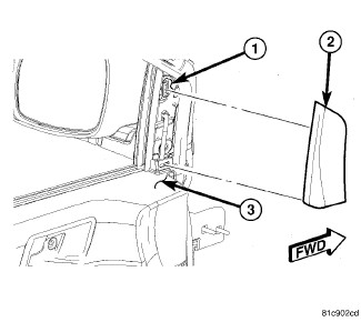 2012 Grand Caravan door panel removal??? - DodgeForum com