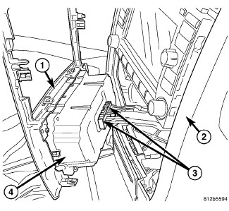 2002 f 250 wiper relay location