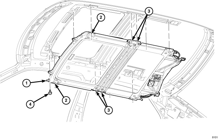 2009 Jeep Grand Cherokee Parts Diagram