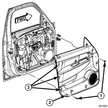 2008 Jeep Patriot Engine Diagram