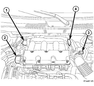 48byc 2009 Dodge Journey Sxt Spark Plugs Cyl 3 5l on tps diagram