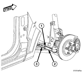 1997 Dodge 2500 Front Axle Diagram
