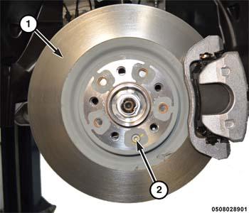 Rotors for 2013 chrysler 200