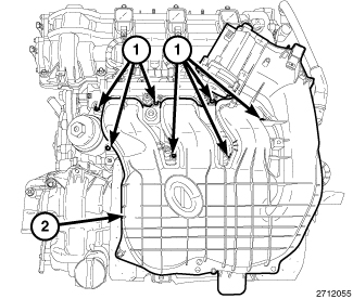 5405 Camshaft Position Sensor on Battery Location On Chrysler 200