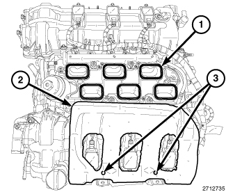 Dodge Journey Engine Diagram