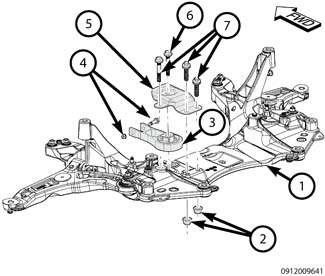 2007 Ford Five Hundred Serpentine Belt Diagram